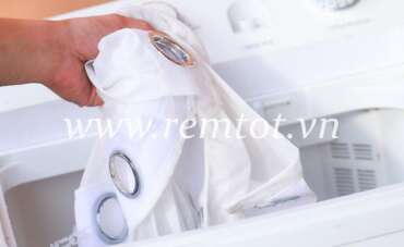 Giặt Rèm cửa như thế nào cho đúng cách?